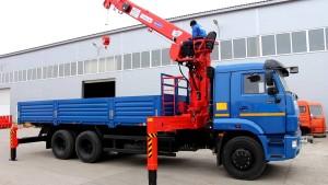 манипулятор 13 тонн.stroikom33.ru