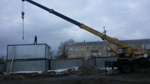 Аренда продажа бытовок вагончиков во Владимире и Области